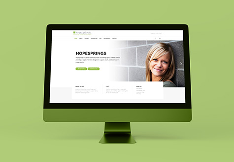 Hopesprings Website
